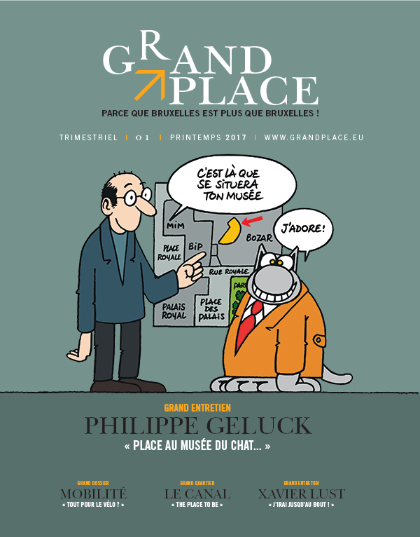 Cover Grand Place